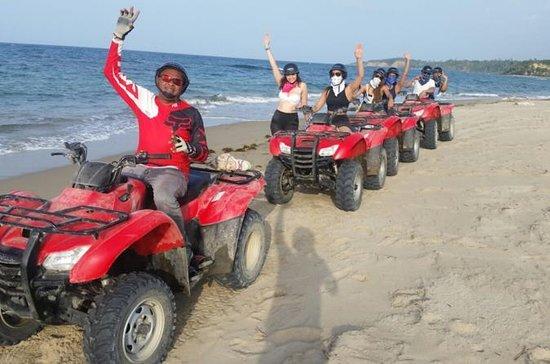 Tour La Romana em ATV