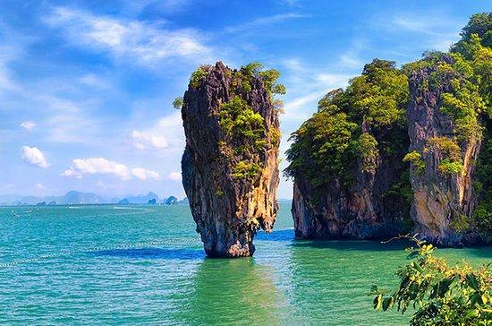 Sea Canoeing Trip at Phang Nga Bay...