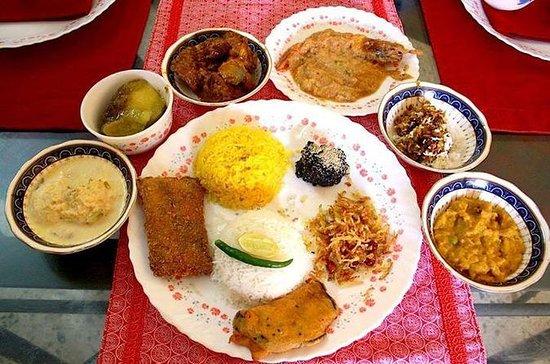 Un día en las calles de comida de Agra