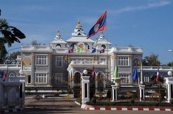 Privat tur: Vientiane Half-Day City...