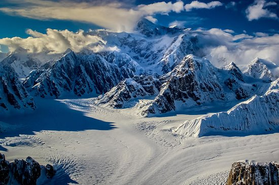 Winter Explorer Flight-seeing Tour...
