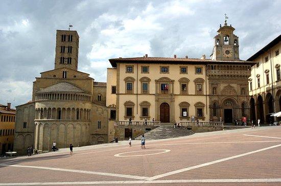 Visite à pied d'Arezzo avec guide...