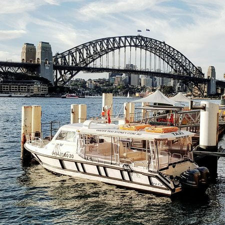 Sydney Cove Water Taxis