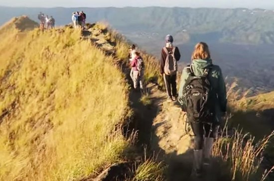 Cosmo Bali Tours: volcán Batur...
