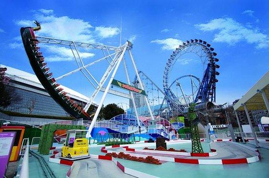 Tokyo Dome City Amusement Park 4...