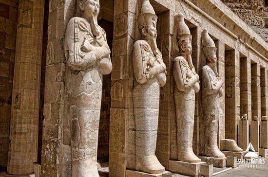 Excursión de un día a Luxor desde Sharm en avión: Day Tour to Luxor from Sharm by Air