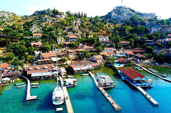 Private Kekova Sailing Day Tours from...