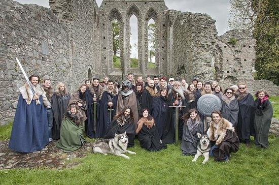 Game of Thrones Tours - Dublin...