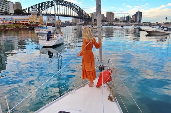 Sydney Harbour Sailing Tour med...