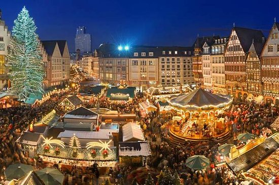 Christmas Markets in...