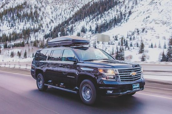 Privat 4WD SUV - Vail Valley Area til...