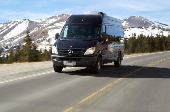 Private Mercedes Sprinter Van...