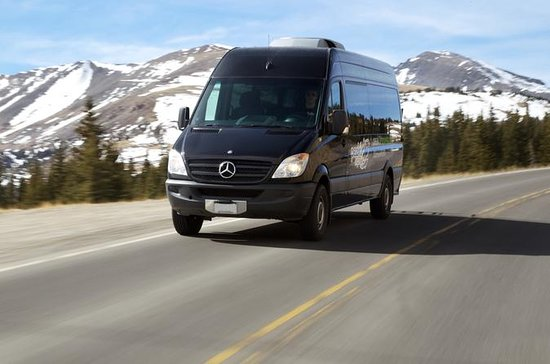 Private Mercedes Sprinter - Vail...