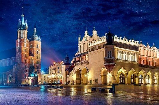 Krakow på en dag