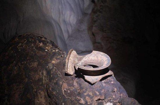Mayan Keramikgrotta