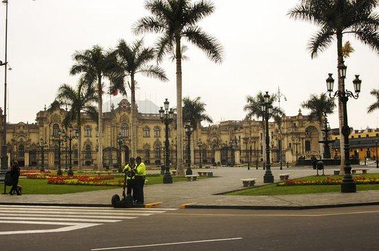 Tidligere og nåværende Peru