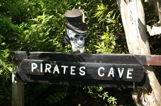 Admission Ticket with Transportation to Pirates Caves