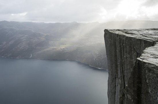 Preikestolen Autumn Sunset Hike &amp