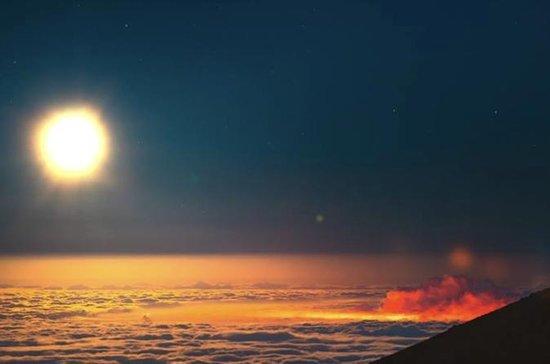 Haleakala Sunrise Self Paced Sykkeltur