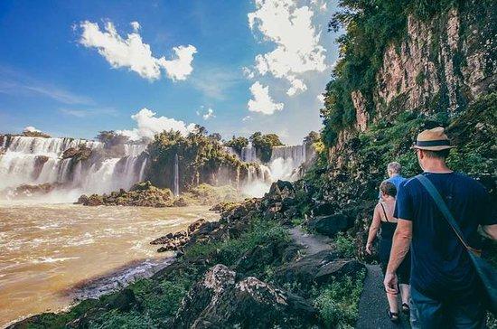 イグアスの滝2日間アルゼンチン側の滝ツアー
