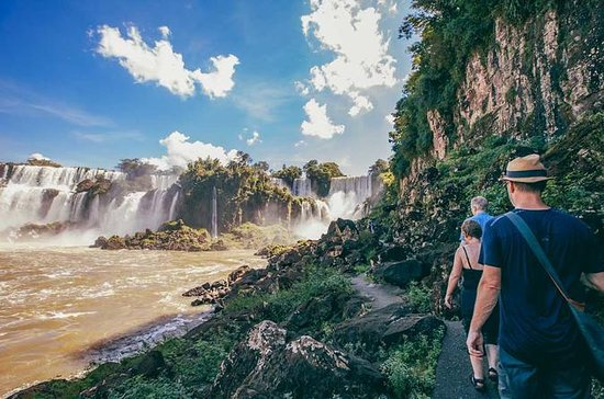 2-Tage Iguazu Falls Tour der...