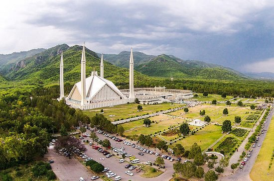Pour l'amour d'Islamabad : For the Love of Islamabad