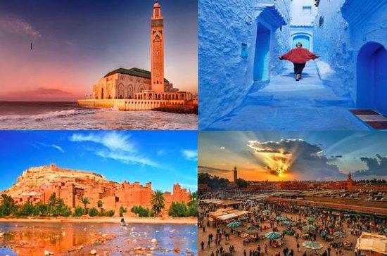 9 días Marruecos Tours desde Casablanca a Marrakech: 9 Days Morocco Tours From Casablanca to Marrakech