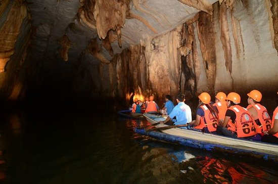 Underground River Tour via shared van