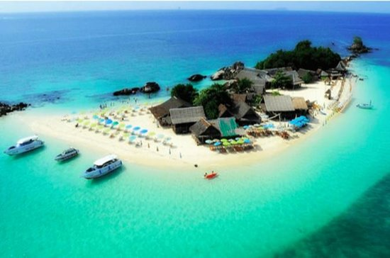 Khai Island Half Day Tour by Speed...