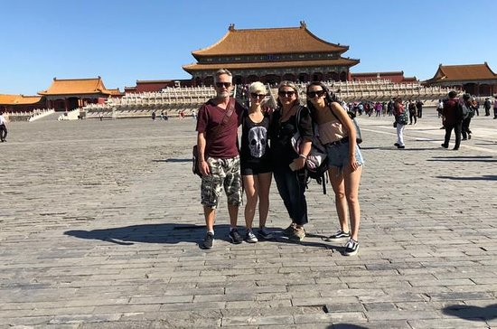 Small Group Beijing Layover Tour to Forbidden City and Mutianyu Great Wall