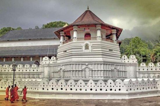 Kulturreise durch Kandy
