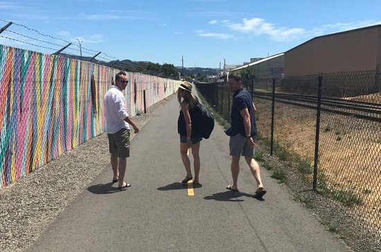 RAD Napa Walking Tours