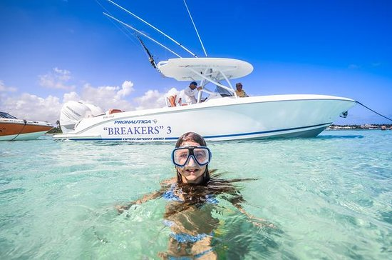 Motorboat VIP tour: Snorkeling...