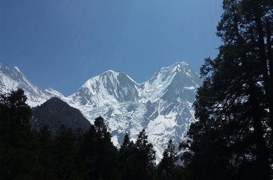 Manaslu Circuit Trek - Itinerario di