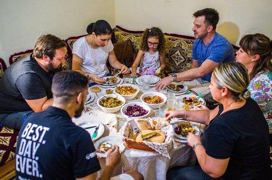 马拉喀什:当地马拉喀什家族的3小时傍晚回家熟食之旅
