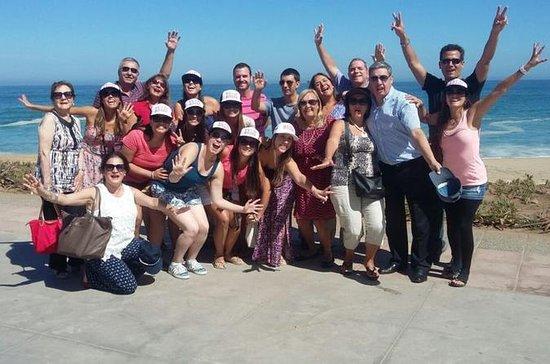 City Tour Santiago e Valparaiso e...