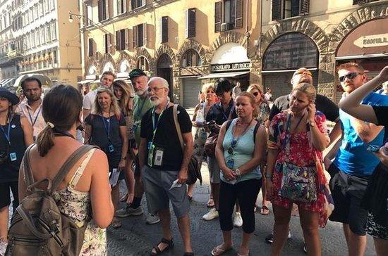 Firenze: tour a piedi con colazione o