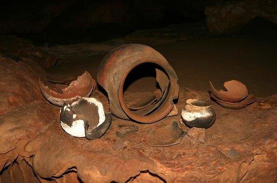 Excursão Caverna ATM (Actun Tunichil Muknal) da cidade de Belize