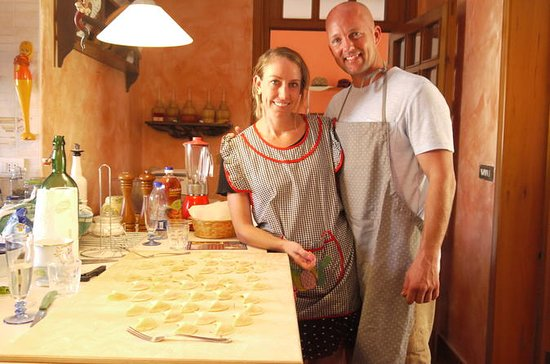 Private Italian Cooking Class With...