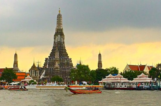 Incredibile tour di Bangkok City e