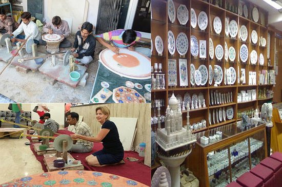 Shopping Tour in Agra including...