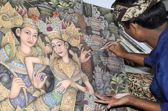 Cosmo Tour de 2 días: Ubud Art...
