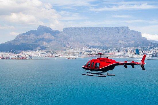 Tour en helicóptero: Vuelo en Hopper