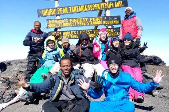 7Days Kilimanjaro climb - Rota Machame: 7Days Kilimanjaro climb - Machame Route