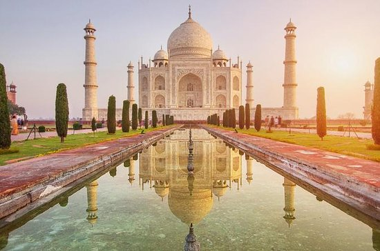 Private Taj Mahal Sunrise Tour from...