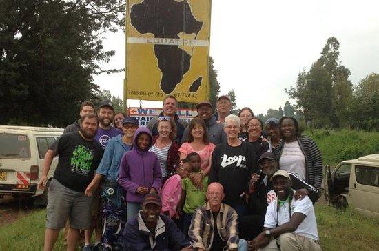 5 jours d'escalade au Mont Kenya via...