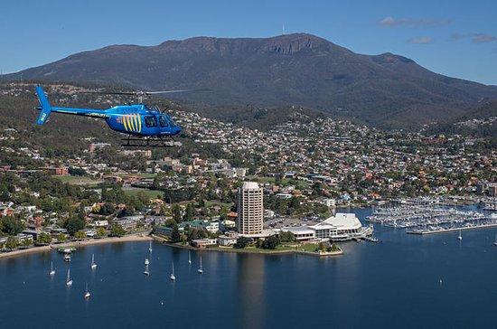 Stadt Scenic Hubschrauberflug