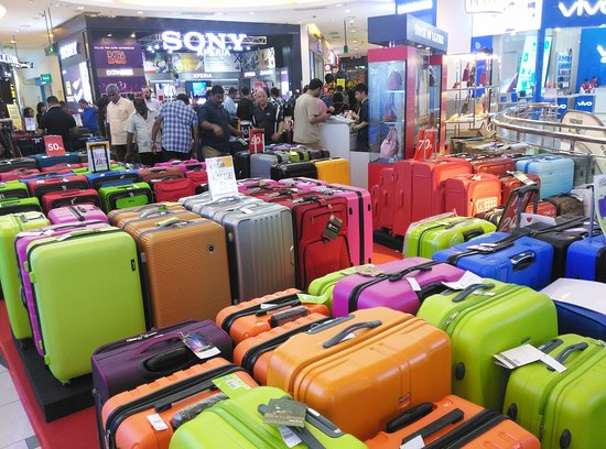 Luggage put on Sale