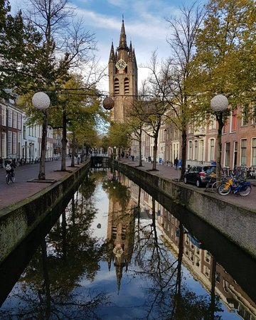 The place to go when you are in Delft