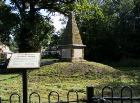 Historic Finedon Obelisk